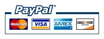 PayPal is fast, easy and secure.  PayPal enables IAADP to accept a payment online from your Visa, MasterCard, Discover and/or American Express.